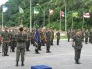 Solenidade de troca de comando - 2009
